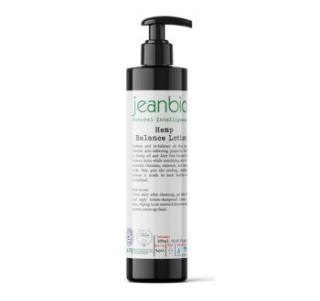 JeanBio Балансиращ лосион с коноп - 250 ml