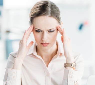 CBD се препоръчва при безпокойство и стрес