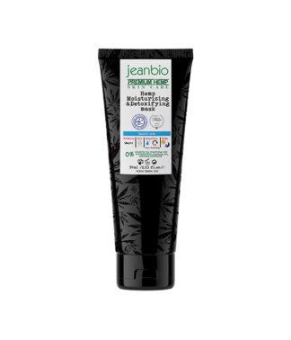 Подхранваща и детоксикираща маска за лице с коноп – 50 ml