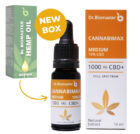 Конопено масло CBD Cannabimax Medium - канабис ойл с 10% CBD