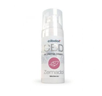 Крем при екзема (дерматит) със CBD - Земадол