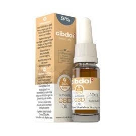 Масло от коноп CIBDOL - 5% CBD