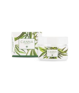 Canna Therapy Натурален крем за лице с конопен екстракт