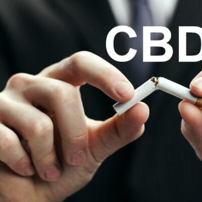 Канабидиол срещу тютюнопушене