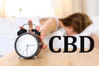 Канабидиол при безсъние