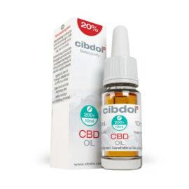 Масло от коноп CIBDOL – 20% CBD