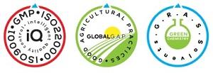 PBG Global сертификати