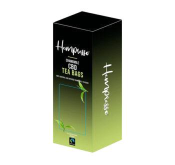 HEMPRESSO чай от коноп