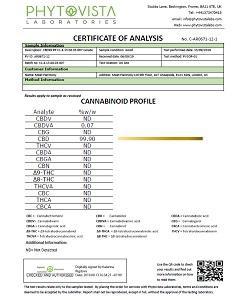Harmony сертификат за вейп - март 2020