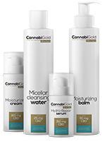 Козметика на CannabiGold за суха кожа