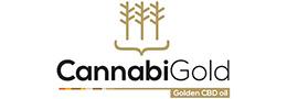 Лого на компанията Канабиголд