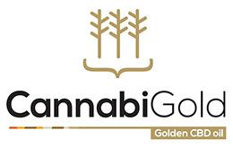 Лого на компанията CannabiGold